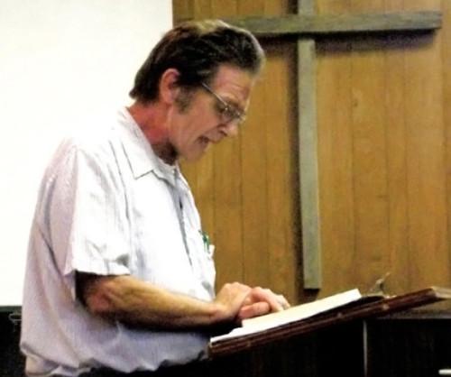Rev Everett Palmer